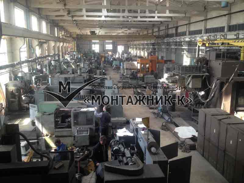 производство Монтажник-к